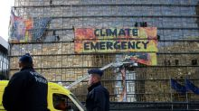 EU leaders clash on climate funding, nuclear power