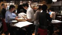 Tokyo Restaurants: Eat While Standing, Save Money