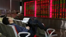 China investors fear too much stock is being used as collateral, a big market drag
