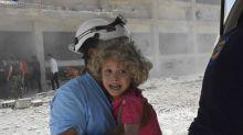 Israel evacuates Syrian volunteers stranded in frontier area