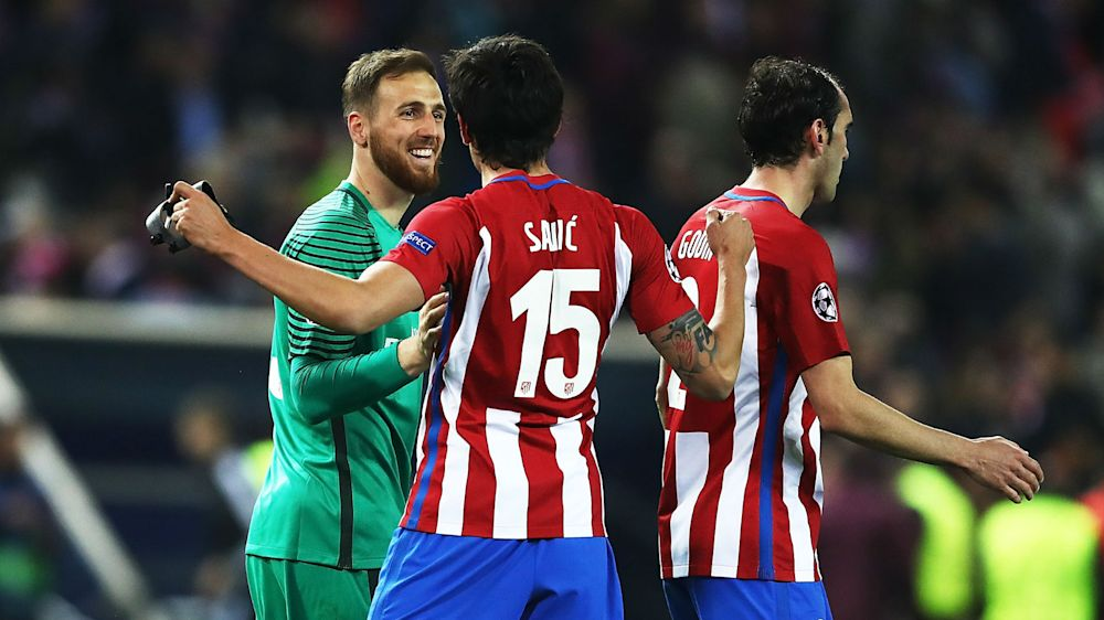 The incredible stats that show why Atletico have the best defence in Europe