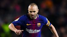 Iniesta: I'm good enough to start for Barca for two more years