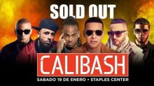 CALIBASH at Staples Center on January 19th is officially Sold Out