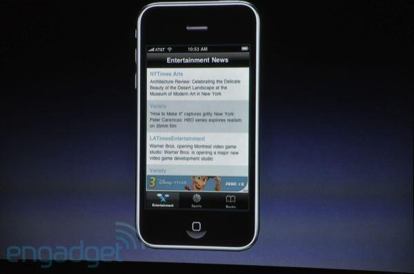 Apple iAd brings ads, cash money to third-party iPhone apps