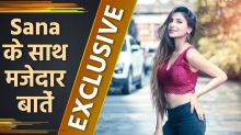 Sana Sultan Khan Funny EXCLUSIVE INTERVIEW
