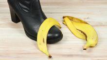Tipp des Tages: Darum solltest du Schuhe mit Bananenschalen einreiben