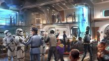 Disney's 'Star Wars' hotel teases lightsaber training, planet excursions and visiting a galaxy far, far away