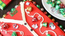 22 Stunning Takes On Christmas Cakes