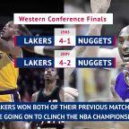 Western Conference Finals preview - LA Lakers v Denver Nuggets