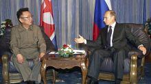 Russian-North Korean relations since the Korean War