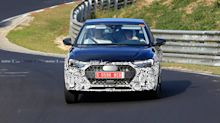 High-riding rugged Audi A1 can only be one thing