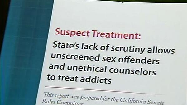 California law allows ex-cons to become counselors