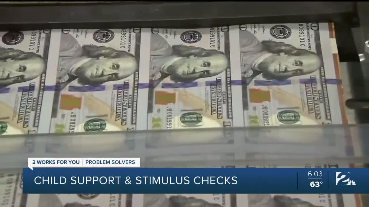 Household Stimulus Check Intercepted Over Child Support ...