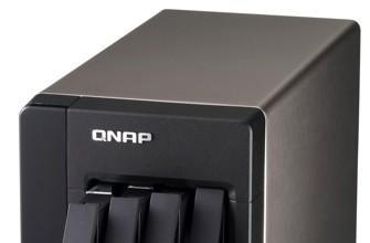 QNAP rolls out 2.5-inch, Atom-based SS-439 Pro Turbo NAS