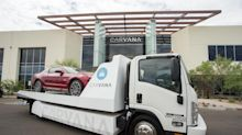 Carvana seeks big capital raise with stock, senior note offerings