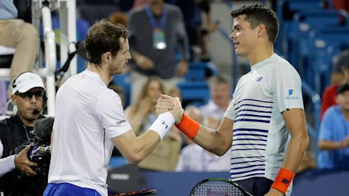 US Open: Murray rivalry can aid Raonic's major breakthrough