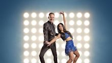 Antony Cotton rushed to hospital after Dancing on Ice rehearsal injury