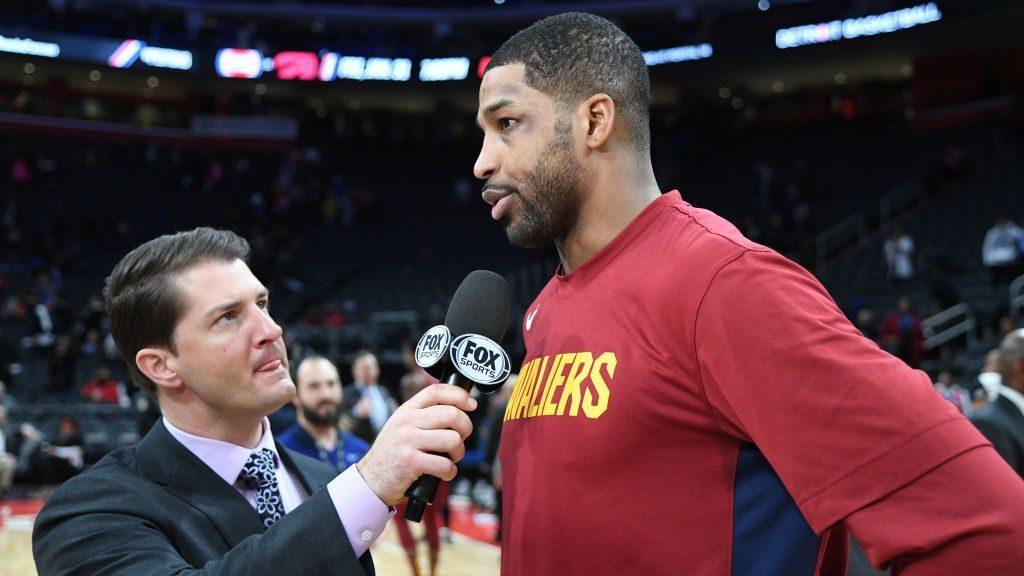 Report: Tristan Thompson's camp wants Cavaliers to trade him