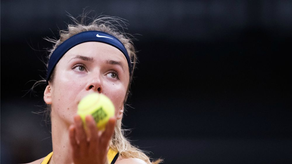 Svitolina blitzes Mertens to claim Istanbul Cup title
