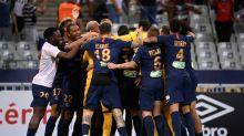 PSG vence Lyon nos pênaltis e conquista a Copa da Liga Francesa