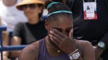 Roland-Garros (F) - Roland-Garros: abandons ou forfaits, ces crève-coeur de Serena Williams
