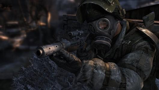 Have Metro 2033 for free with Humble Store's first birthday