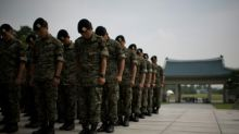 South Korean army to discharge transgender soldier