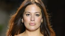 Ashley Graham poses in maternity pants with the 'amazing' women who made her 'labour and delivery so smooth'