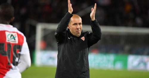Foot - L1 - UNFP - Leonardo Jardim (Monaco) élu meilleur entraîneur de Ligue 1