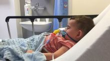 Toddler with dairy allergy left fighting for life after eating 'vegan' pizza