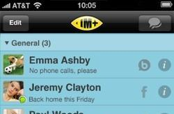Daily iPhone App: IM+ with Beep