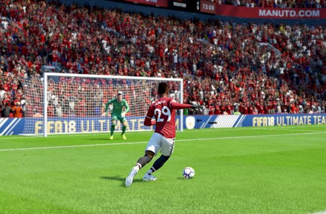 FIFA 18's story mode has become the franchise's best feature