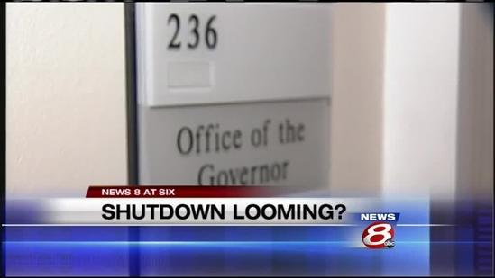 Exclusive: Gov. LePage talks about looming state shutdown