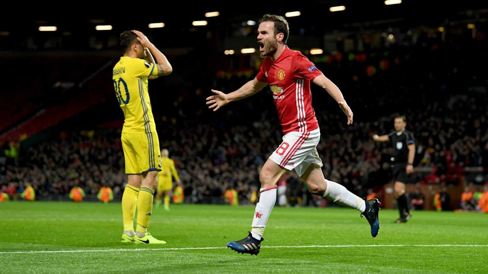 Manchester United-Rostov (1-0), les Red Devils se qualifient et perdent Pogba