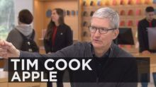 Cramer's Exec Cut: The biggest names in health—and Apple—...