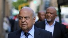 South Africa's Zuma sacks Gordhan as finance minister in reshuffle