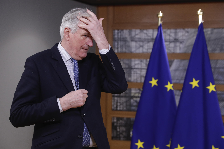 UK, EU meeting in bid to calm post-Brexit trade turbulence
