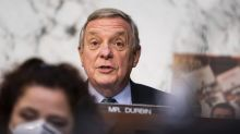 The Latest: Day 2 of Barrett confirmation hearings wraps