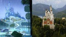 Reale Orte, die Disney-Locations inspiriert haben
