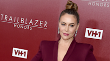 Pro-abortion-rights activist Alyssa Milano says she is 'pro-life'