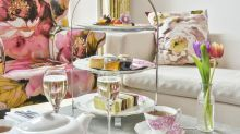 London's poshest afternoon teas