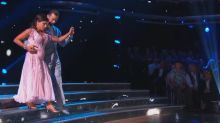'DWTS' first blind competitor inspires judges and brings Twitter to tears