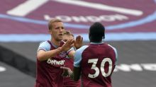 West Ham continue winning pre-season form with Yarmolenko and Soucek on target against Brentford