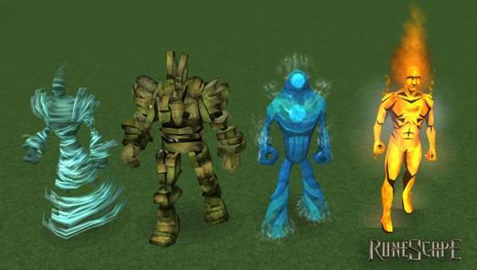 The Evolution of Combat coming to RuneScape for player testing June 26th