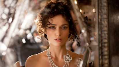 Keira Knightley says she doesn't do modern films because 'female characters nearly always get raped'