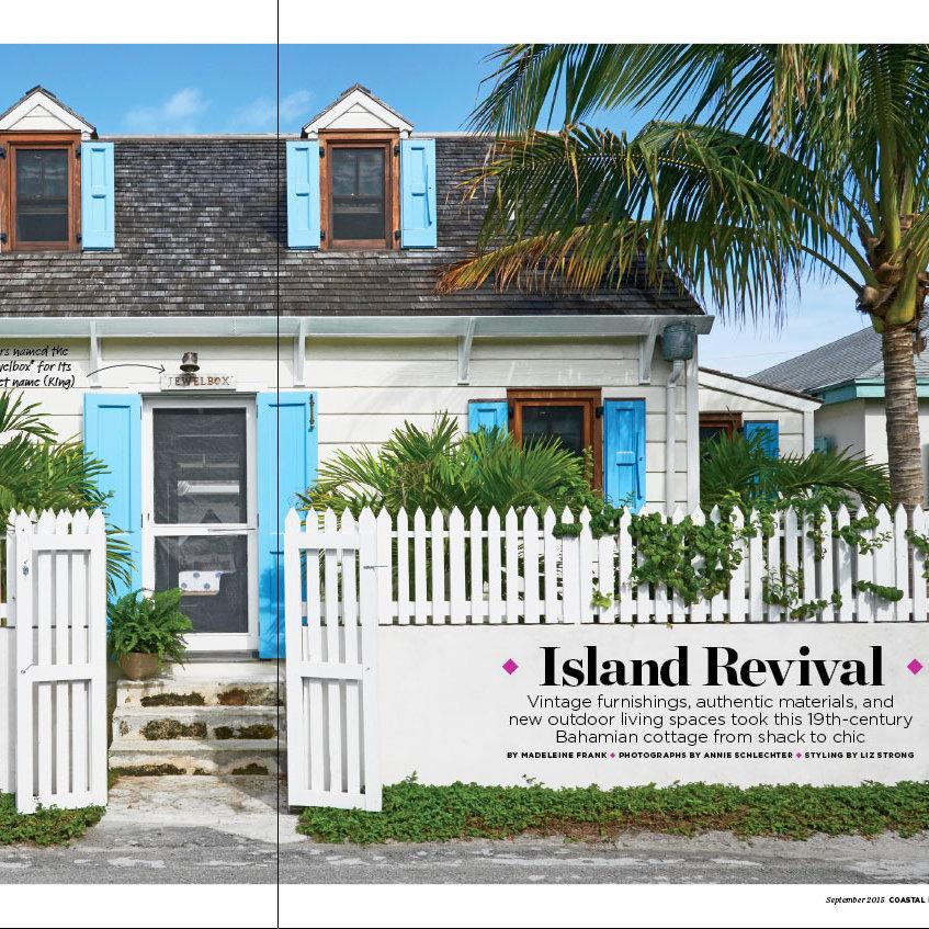 Bahamas Beach House: This Charming Bahamas Beach Cottage Is For Sale