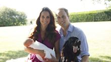 Prince William and Kate Middleton Say Goodbye To Their Dog Lupo