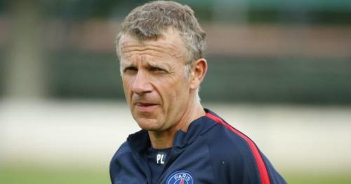 Foot - D1 (F) - PSG - D1 (F) : l'entraîneur du PSG féminin Patrice Lair espère toujours rester au camp des Loges