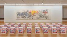【村上隆力撐!】日本惡搞藝術家中環個展!向《功夫》《花樣年華》致敬