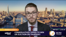 Conservatives tipped to win UK election on Thursday